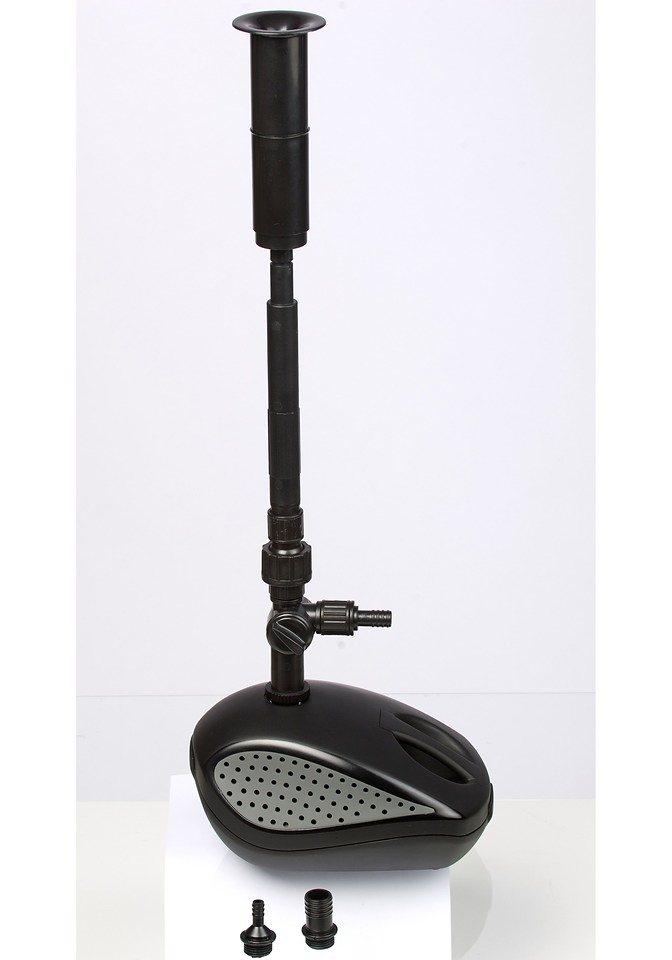 Springbrunnenpumpen »Greenmax 2000 ECO« in schwarz