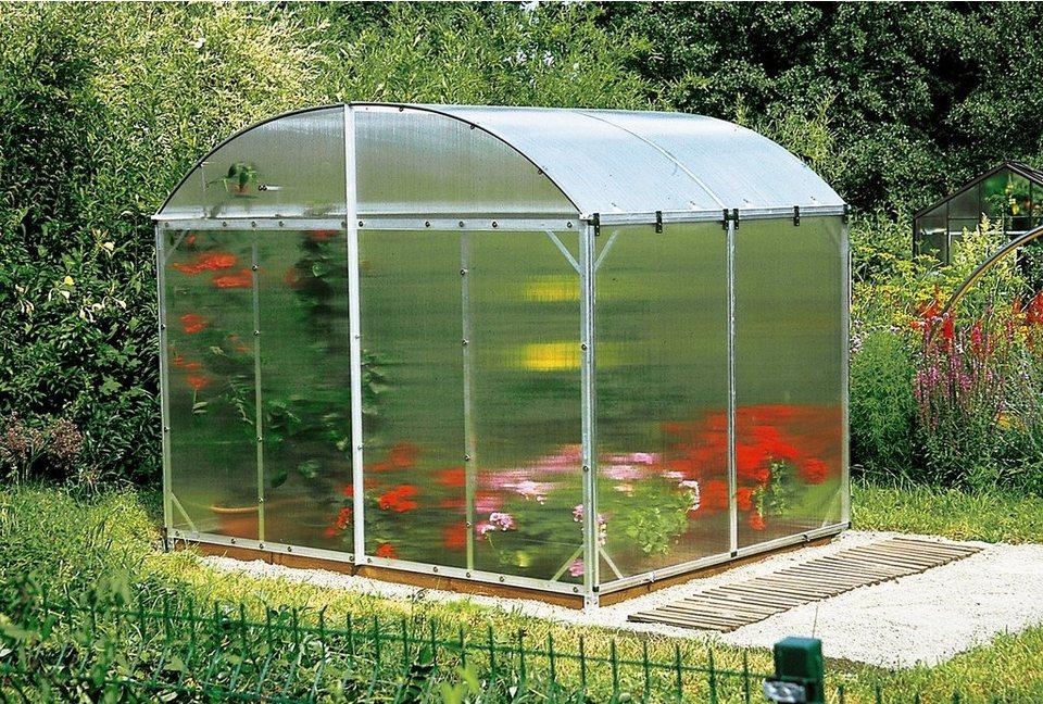 Tomaten-Gewächshaus »GB 3« in silberfarben