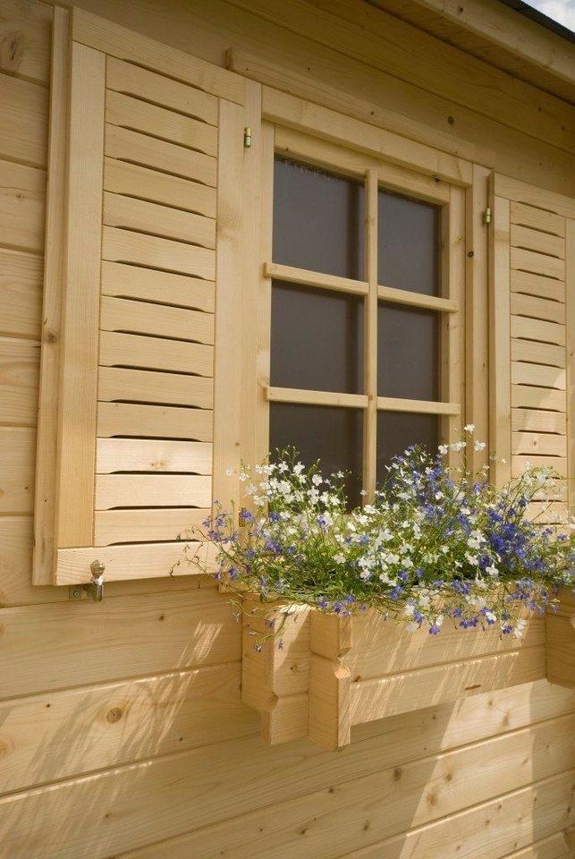 Blumenkasten »Blumenkasten (B: 130cm)« in Natur