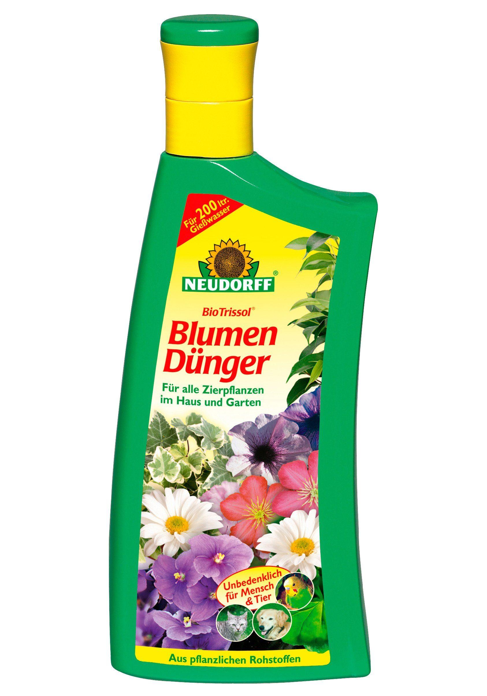 BioTrissol Blumen Dünger