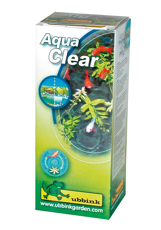 Teichpflege »Aqua Clear 2 x 250 ml« in grün