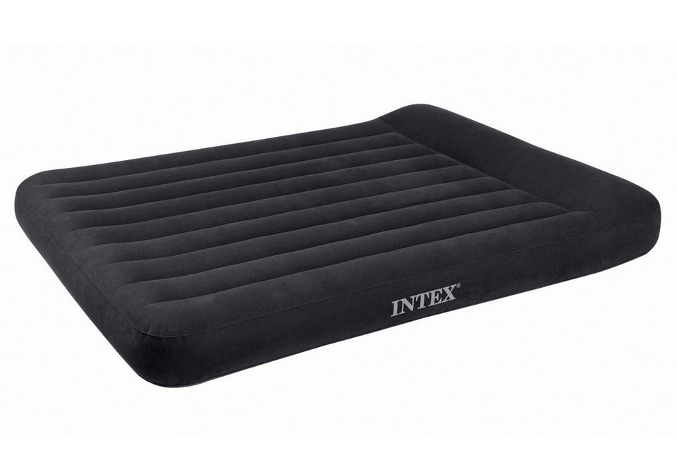 Luftbett, »Pillow Rest Classic Bed Queen«, Intex in blau