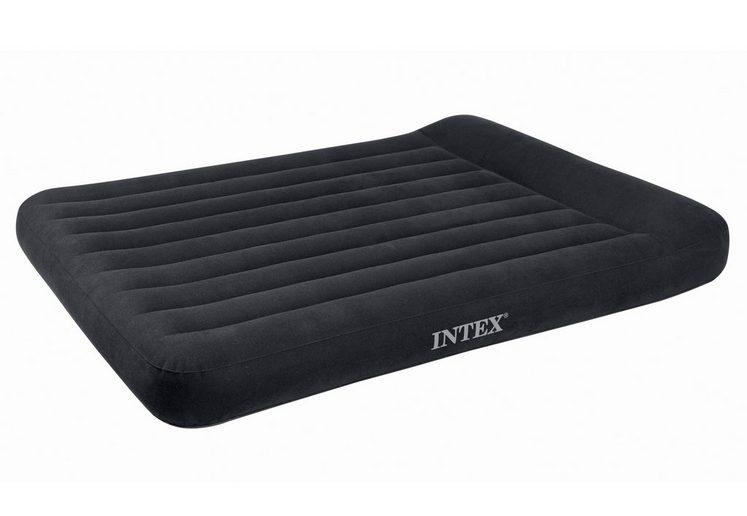 Intex Luftbett »Pillow Rest Classic Bed Queen«, (mit Transporttasche)