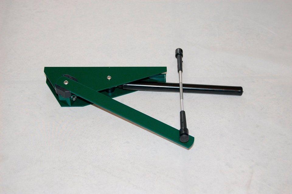 Automatischer Dachlüfter »Allgäu«, grün in grün