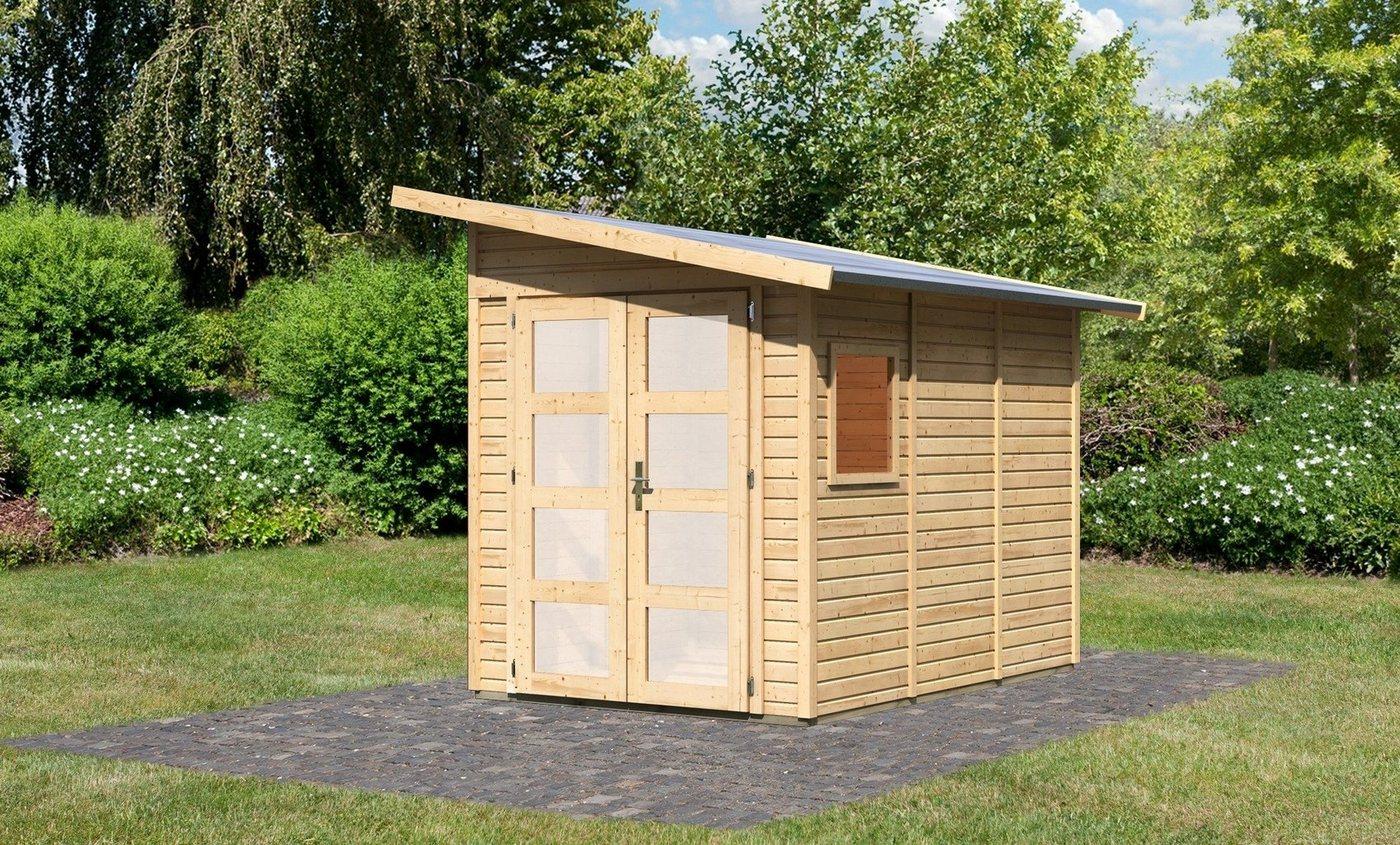 gartenhaus 3x4m preisvergleiche erfahrungsberichte und. Black Bedroom Furniture Sets. Home Design Ideas