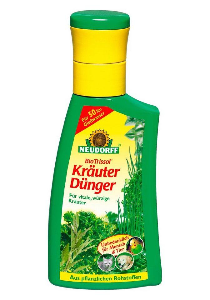 BioTrissol KräuterDünger in bunt