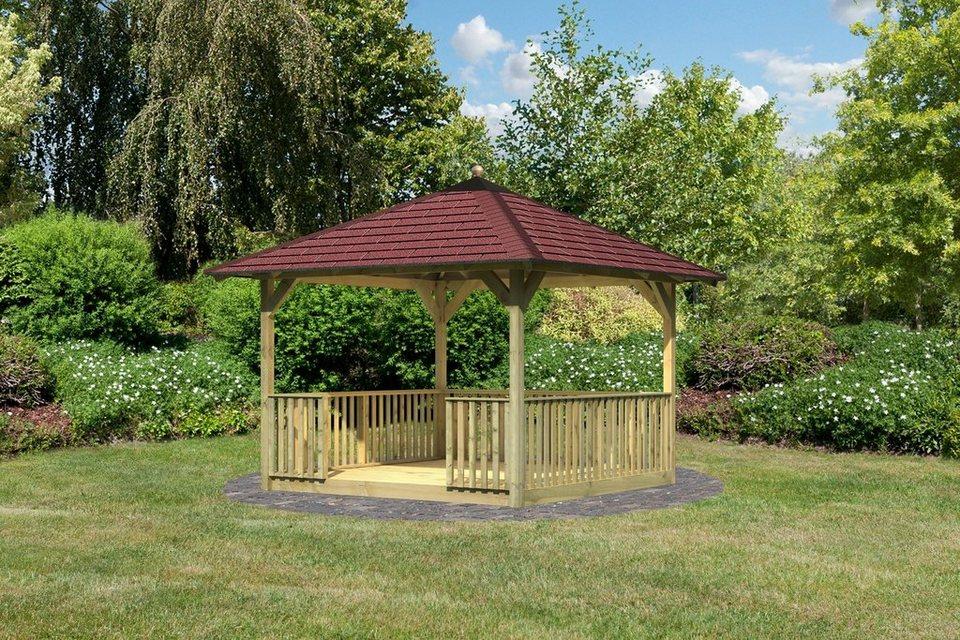 Sparset: Pavillon-Set »Cordoba« in natur