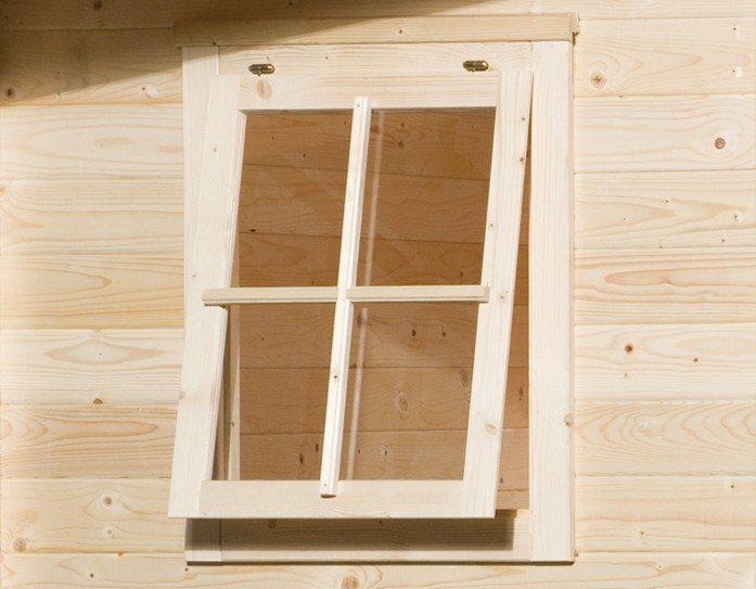 WEKA Fenster , BxH: 69x79 cm, Fichtenholz