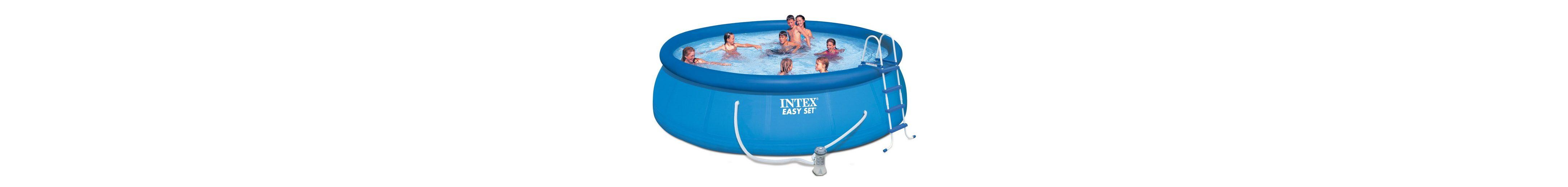 Pool-Set, »Easy Set Pool-Komplettset«, Intex