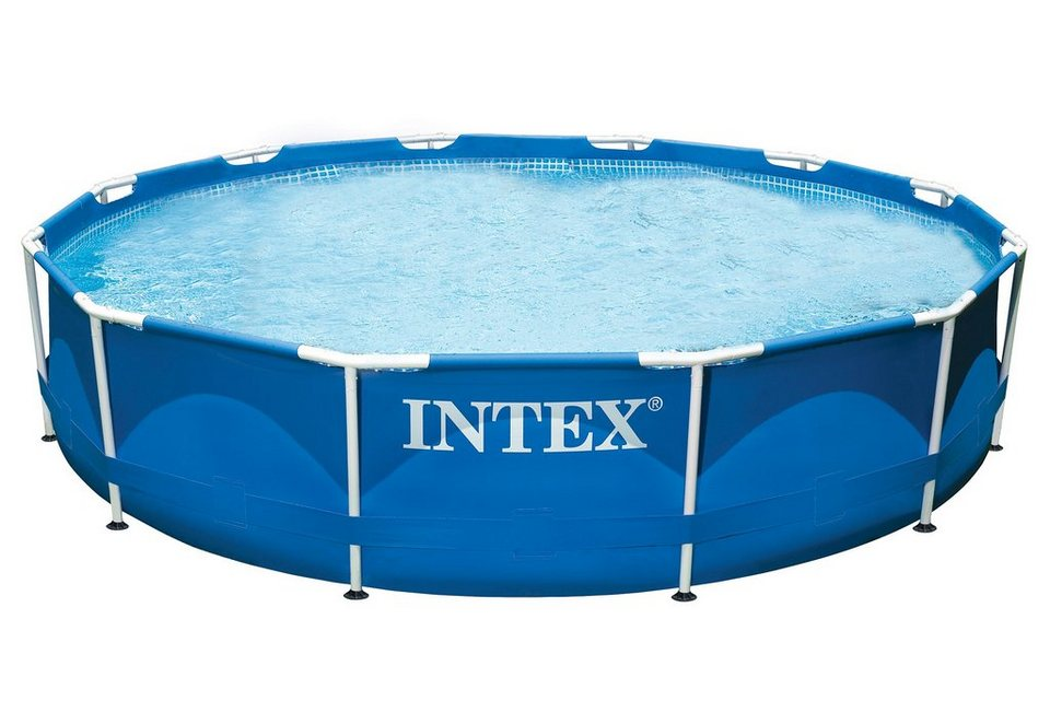 intex pool metal frame pool rondo online kaufen otto. Black Bedroom Furniture Sets. Home Design Ideas