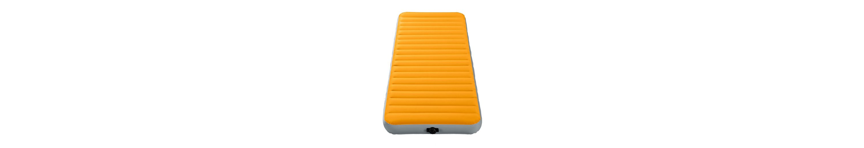 Luftbett, mit integr. Batterieluftpumpe, »Twin Super-Tough Airbed«, Intex