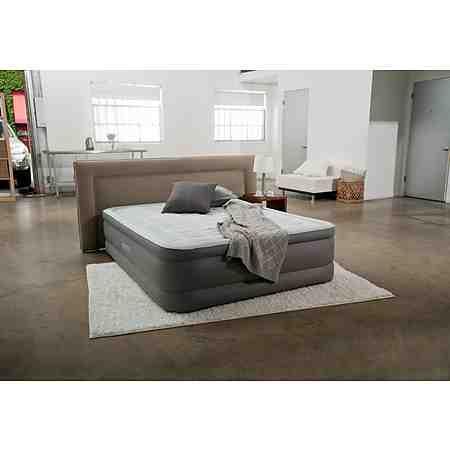Luftbett, mit integr. Elektropumpe, »PremAire Elevated Airbed«, Intex