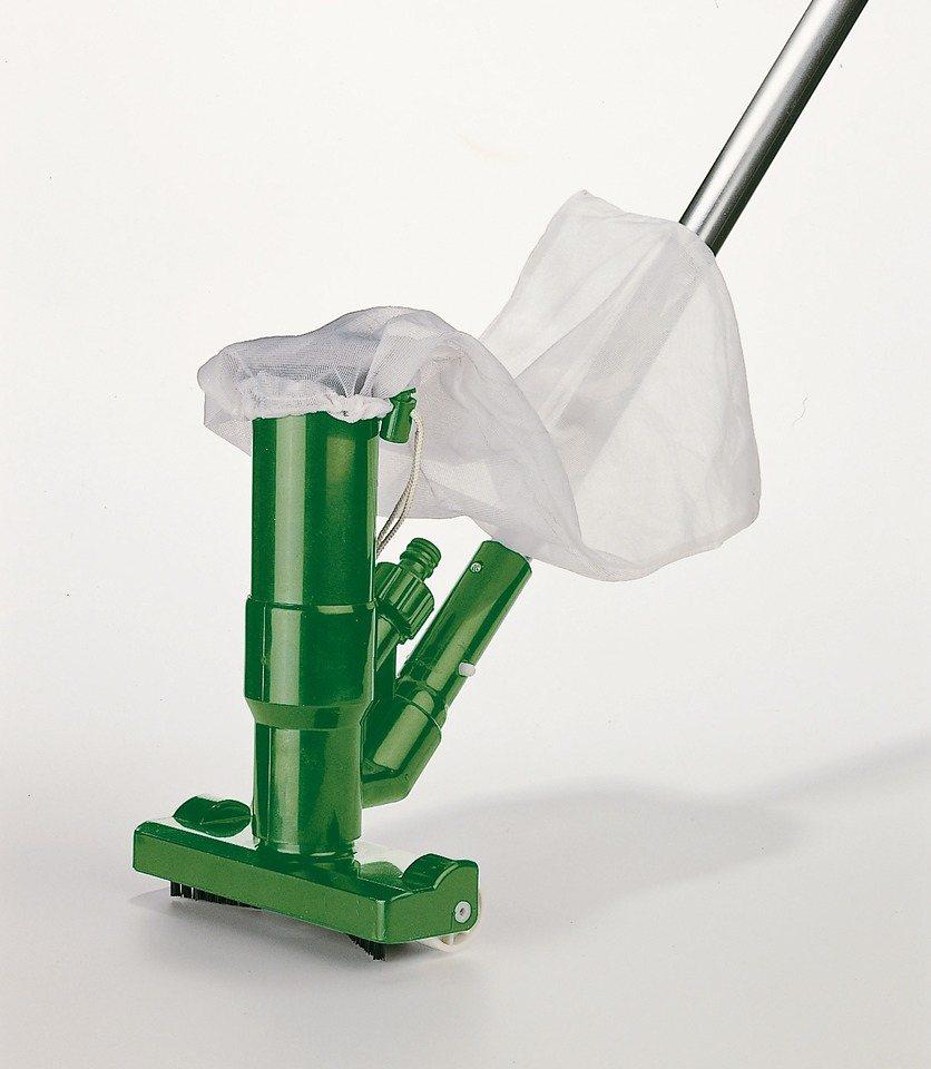 Teichschlammsauger »CleanMagic« in grün