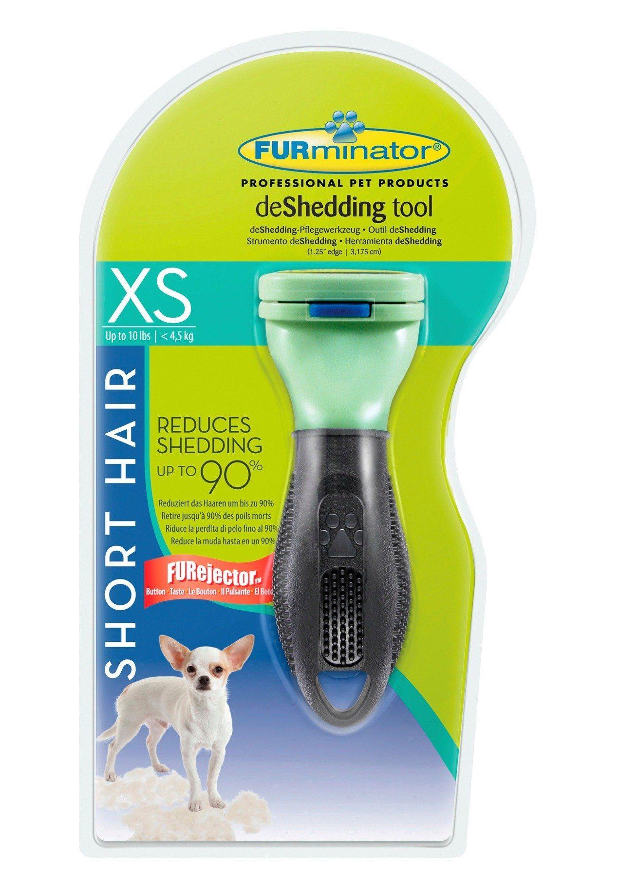 Hundepflegebürste »FURminator deShedding Kurzhaar XS«