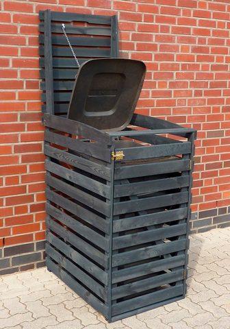 PROMADINO Dėžė šiukšlių konteineriams dėl 1x120 ...