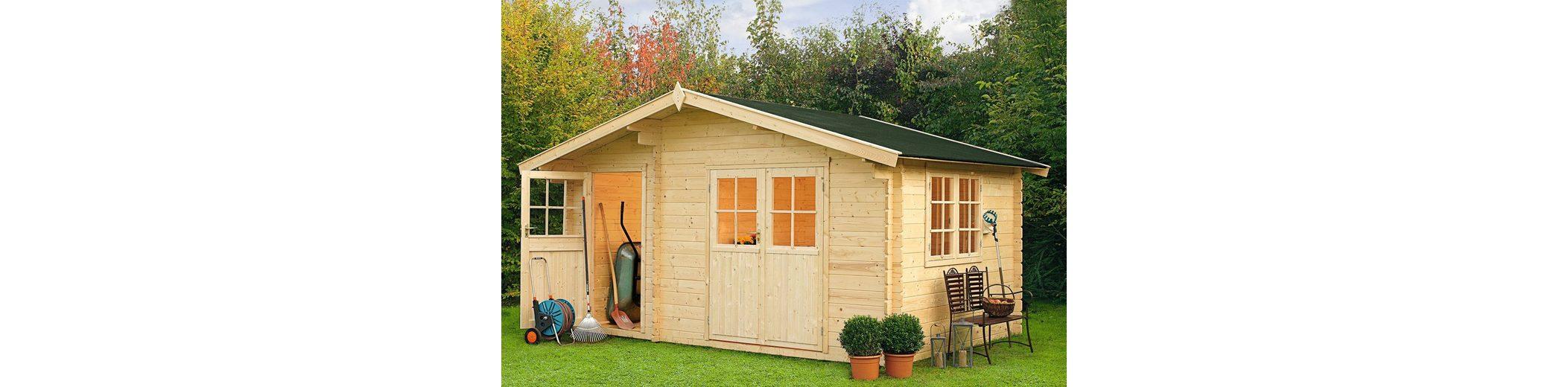 Gartenhaus »Belmont 2«, BxT: 427x280 cm