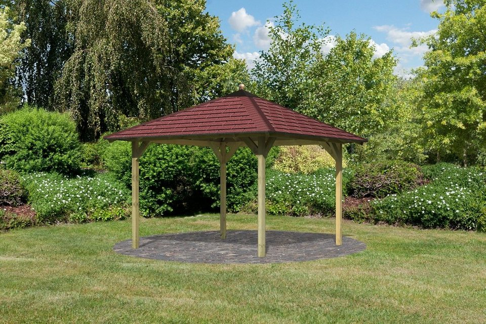 Pavillon-Set »Cordoba« in natur