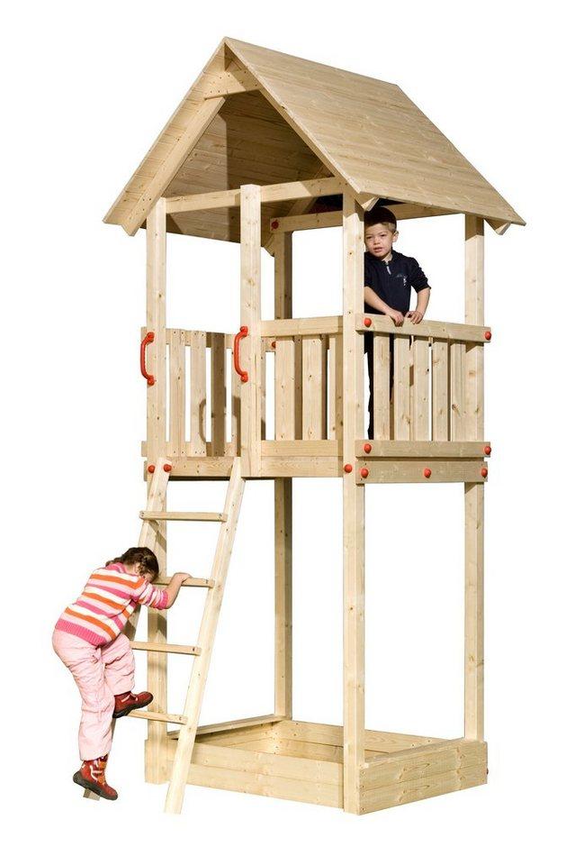 Spielturm »Tarpan« in natur