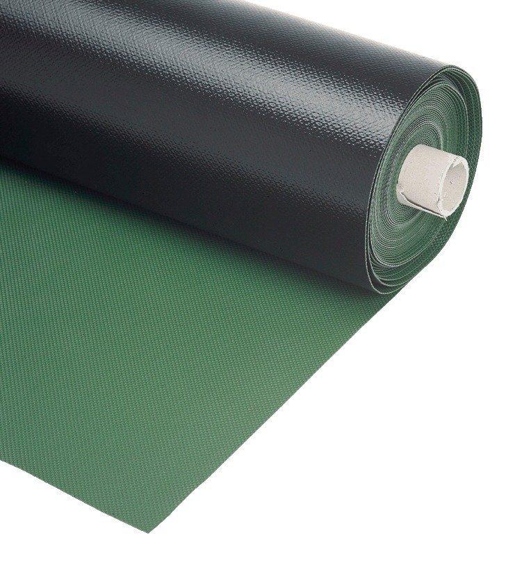 Teichfolie »AlfaFol« (BxT: 600 x 600 cm) in schwarz