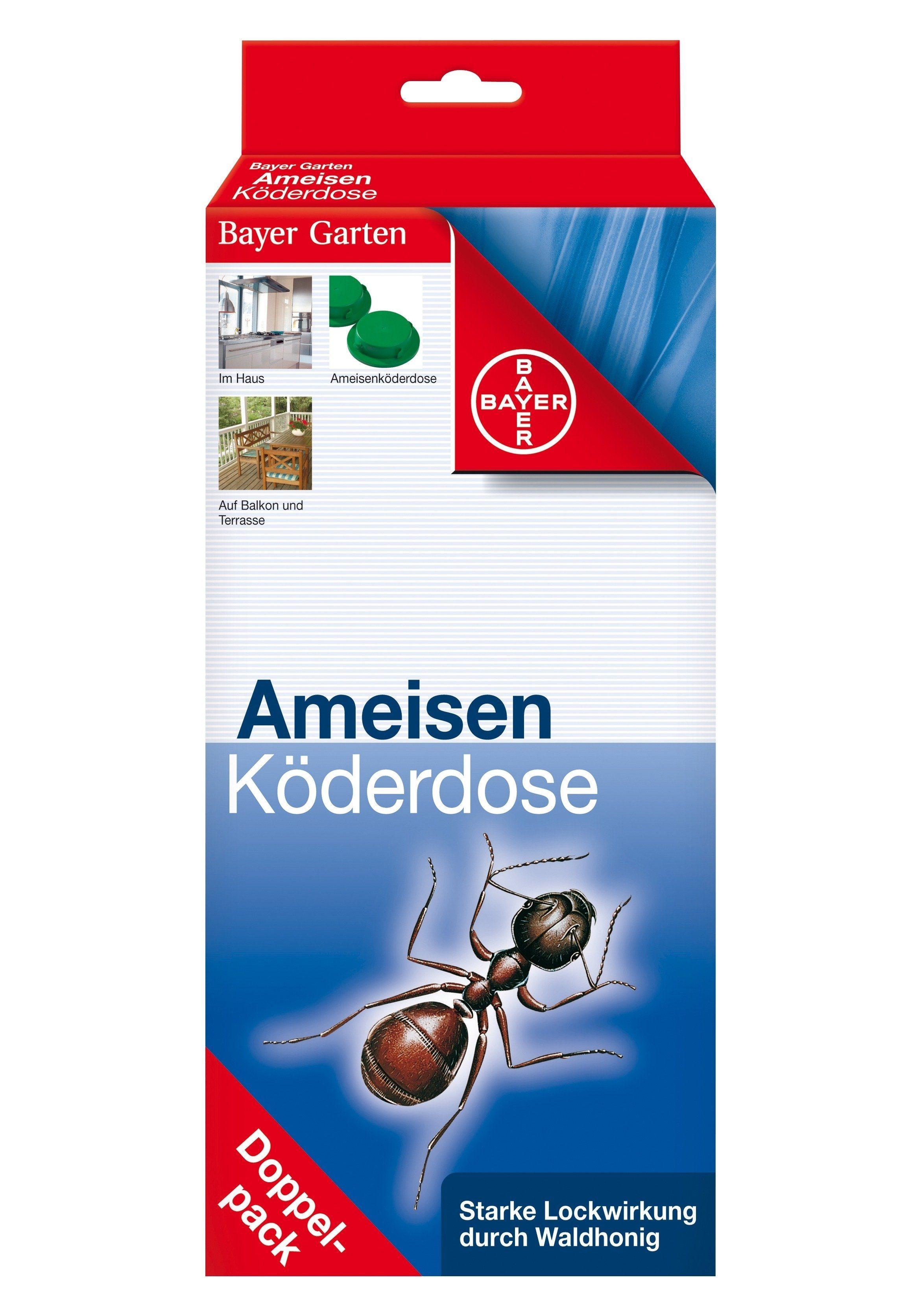 Ameisen Köderdose, 2 Stck.