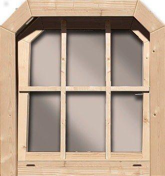 Fenster »Fenster (BxT: 79x)« in Natur