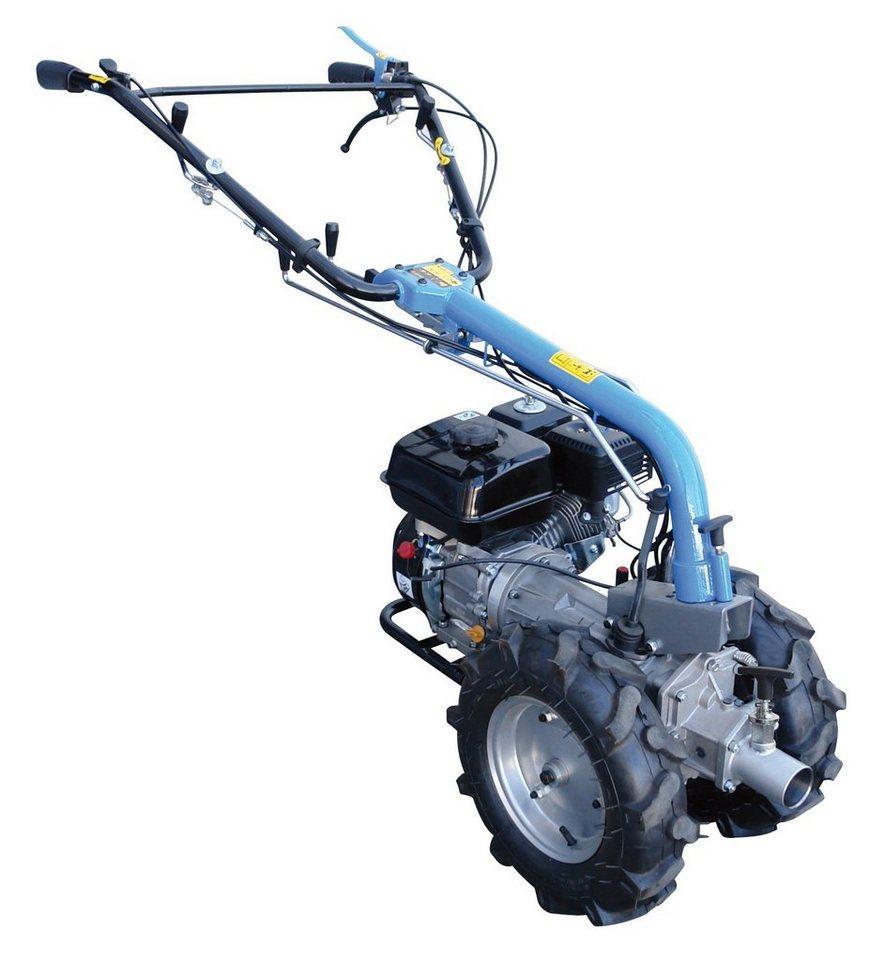 Motoreinachser »GME 6,5 PS«, 4,8 kW (6,5 PS), für verschiedene Anbaugeräte in blau