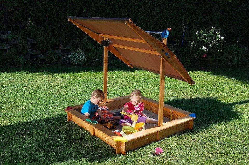 Outdoor Küche Dach : Sandkasten »mickey ii« bxtxh: 140x140x130 cm otto