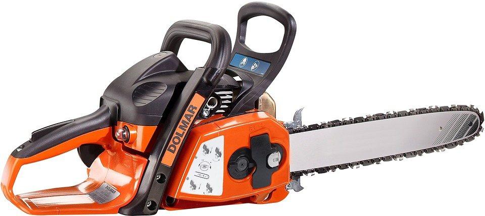 Benzin-Kettensäge »PS 35/40 TLC« in orange