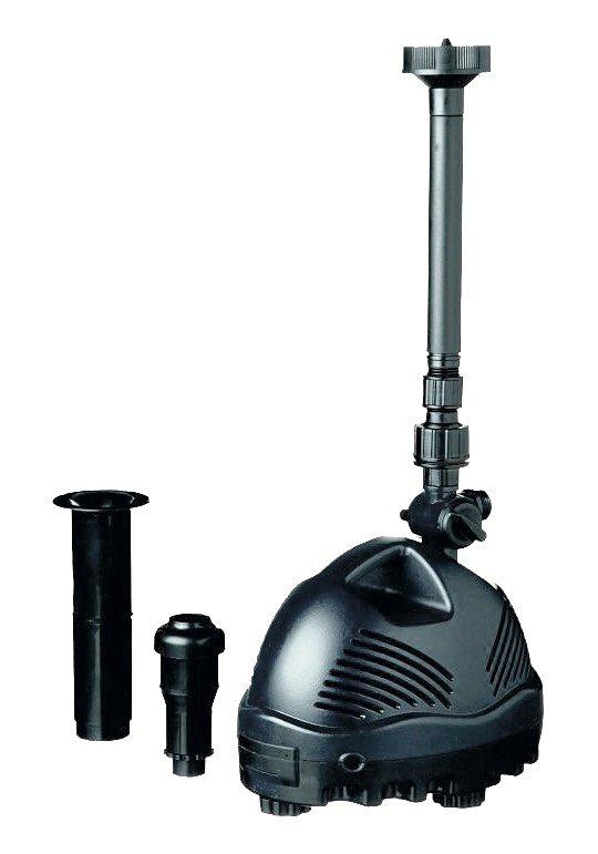 Springbrunnenpumpen »Elimax 500« in schwarz