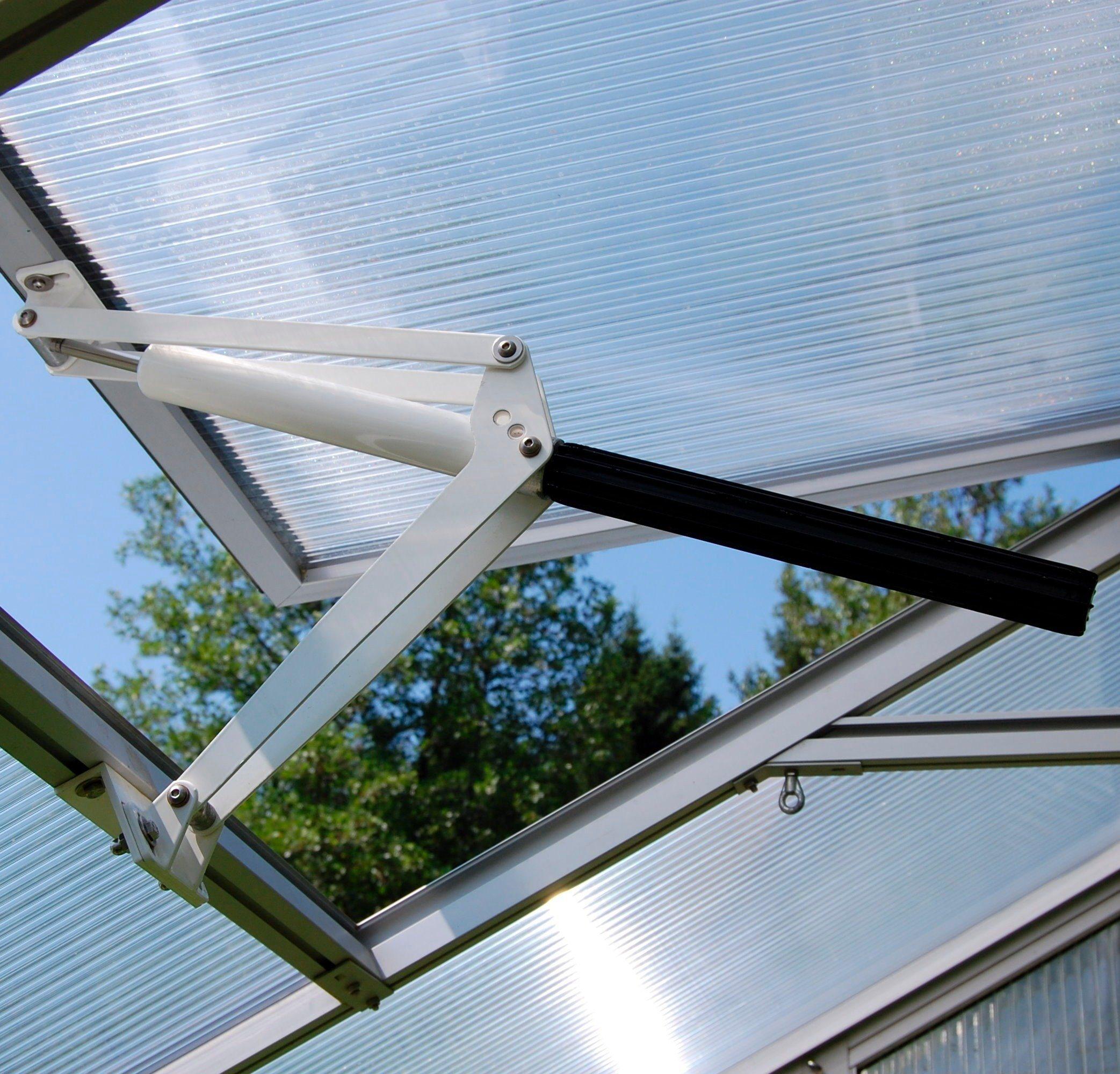BECKMANN Automatischer Fensteröffner »A«, für Gewächshaus »Allplanta®«, weiß | Garten > Gewächshäuser | Beckmann