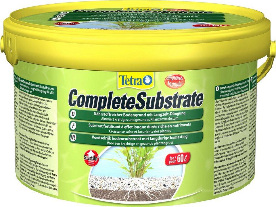 Aquariumpflege »Complete Substrate« in weiß