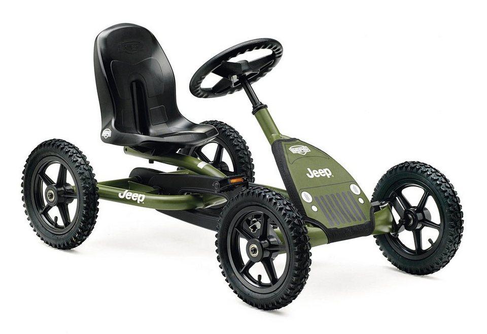 Go-Kart »Jeep Junior«