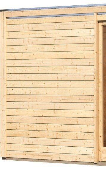 Seitenwand, BxH:180x227 in Natur