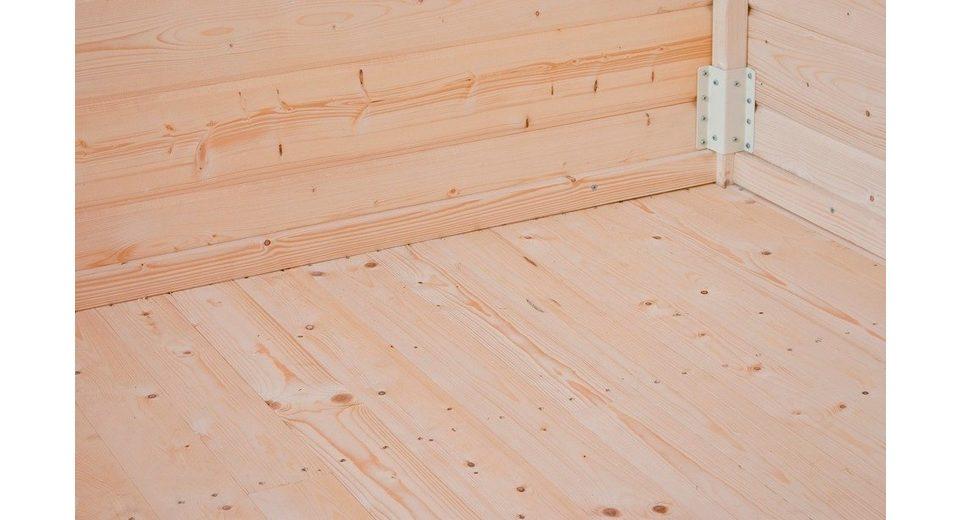 Fußboden für Gartenhäuser, BxT: 420x270 cm