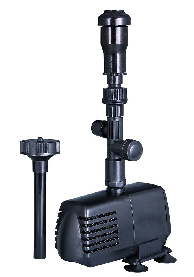 Springbrunnenpumpen »Xtra 2300« in schwarz