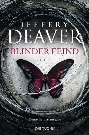 Broschiertes Buch »Blinder Feind«