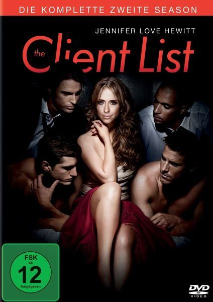 DVD »The Client List - Die komplette zweite Season...«