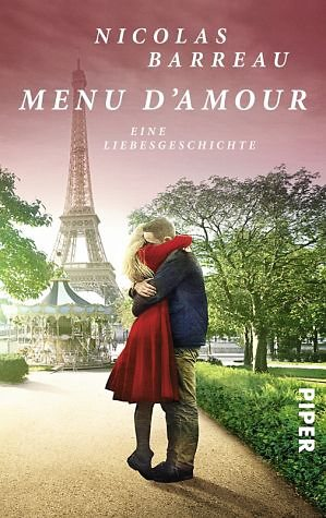 Broschiertes Buch »Menu d'amour«