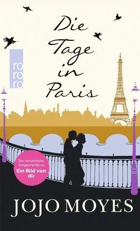 Broschiertes Buch »Die Tage in Paris«