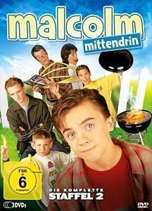 DVD »Malcolm mittendrin - Die komplette Staffel 2...«