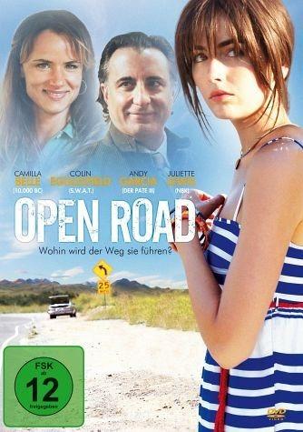 DVD »Open Road - Wohin wird der Weg sie führen?«