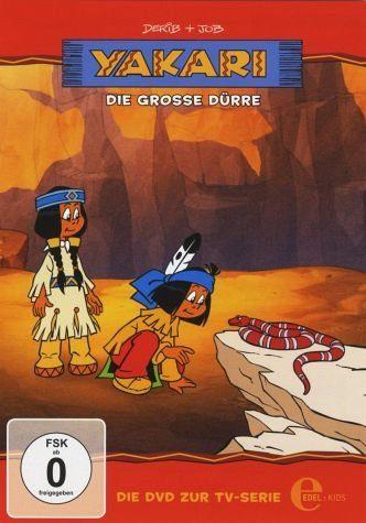 DVD »Yakari - Die große Dürre«