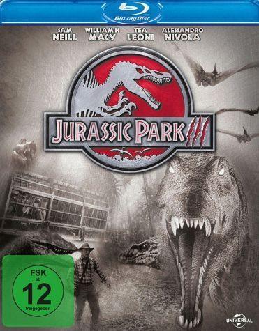 Blu-ray »Jurassic Park III«