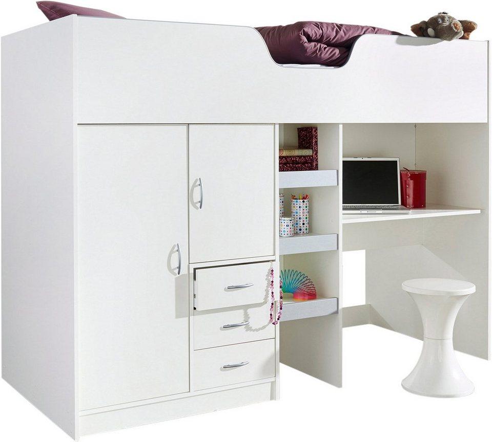 hochbett online kaufen otto. Black Bedroom Furniture Sets. Home Design Ideas