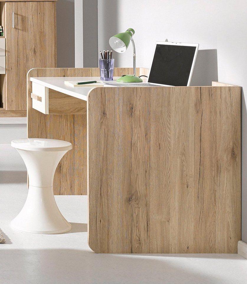 Wimex schreibtisch online kaufen otto for Schreibtisch abgerundet