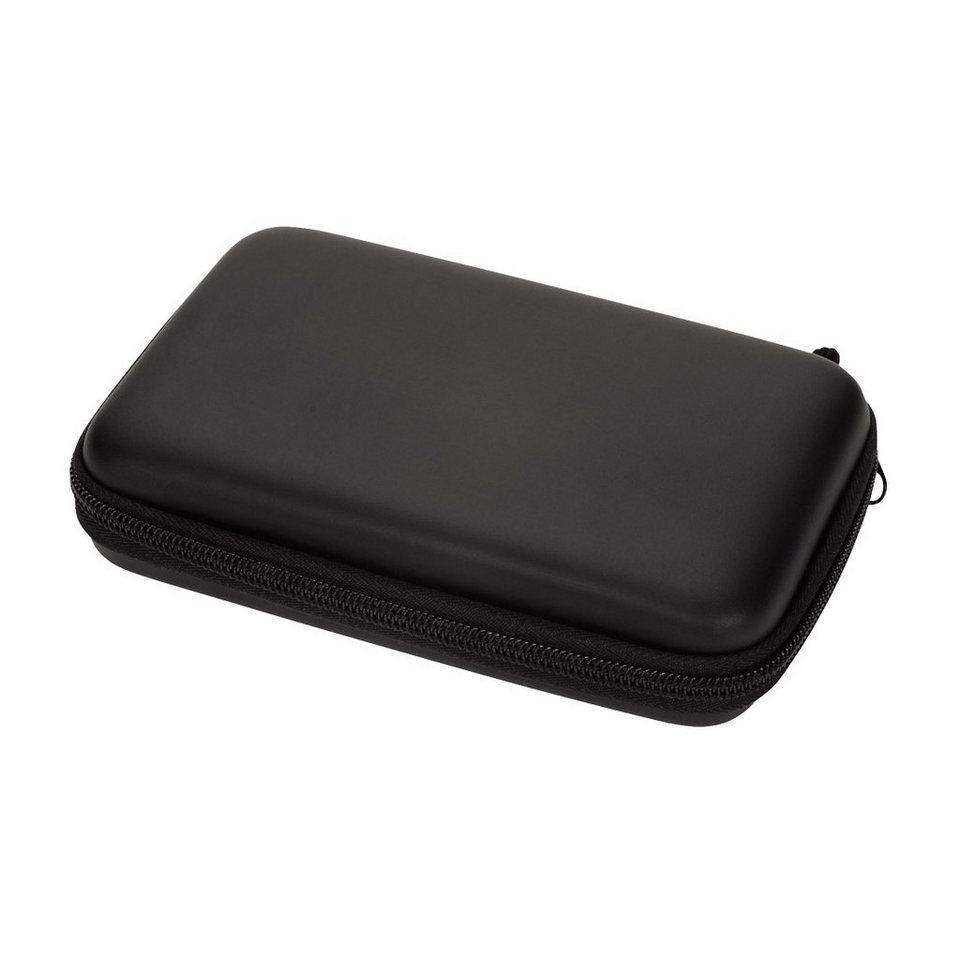 Hama Tasche für Nintendo New 3DS, Schwarz in Schwarz