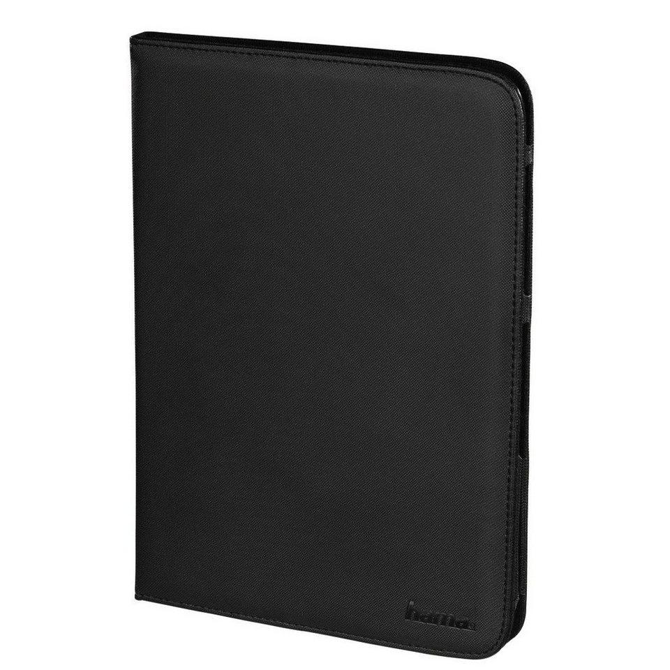 Hama Hülle Tasche f. Samsung Galaxy Tab 4 10.1Tablet Schutzhülle »Case Cover Etui Portfolio« in Schwarz