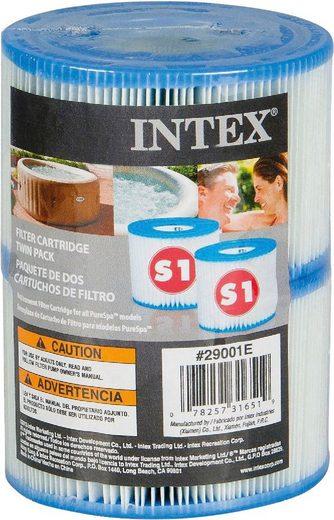 INTEX Ersatzfilterkartusche »für PureSpa«, 2er Pack