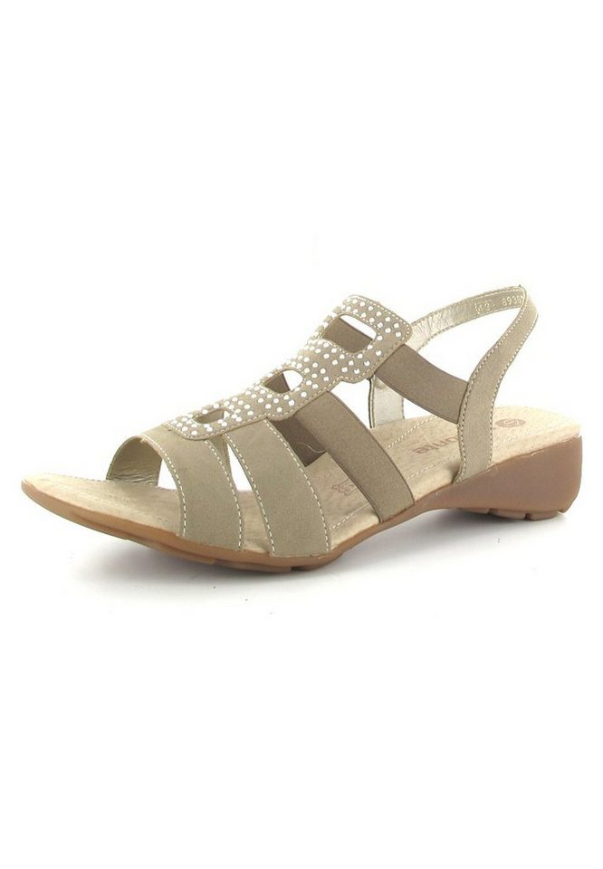 Remonte Sandalette in Beige