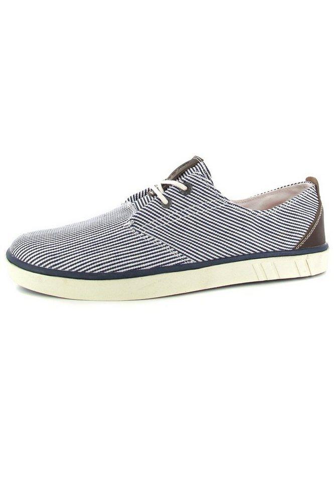 Boras Sneaker in Weiß/Blau
